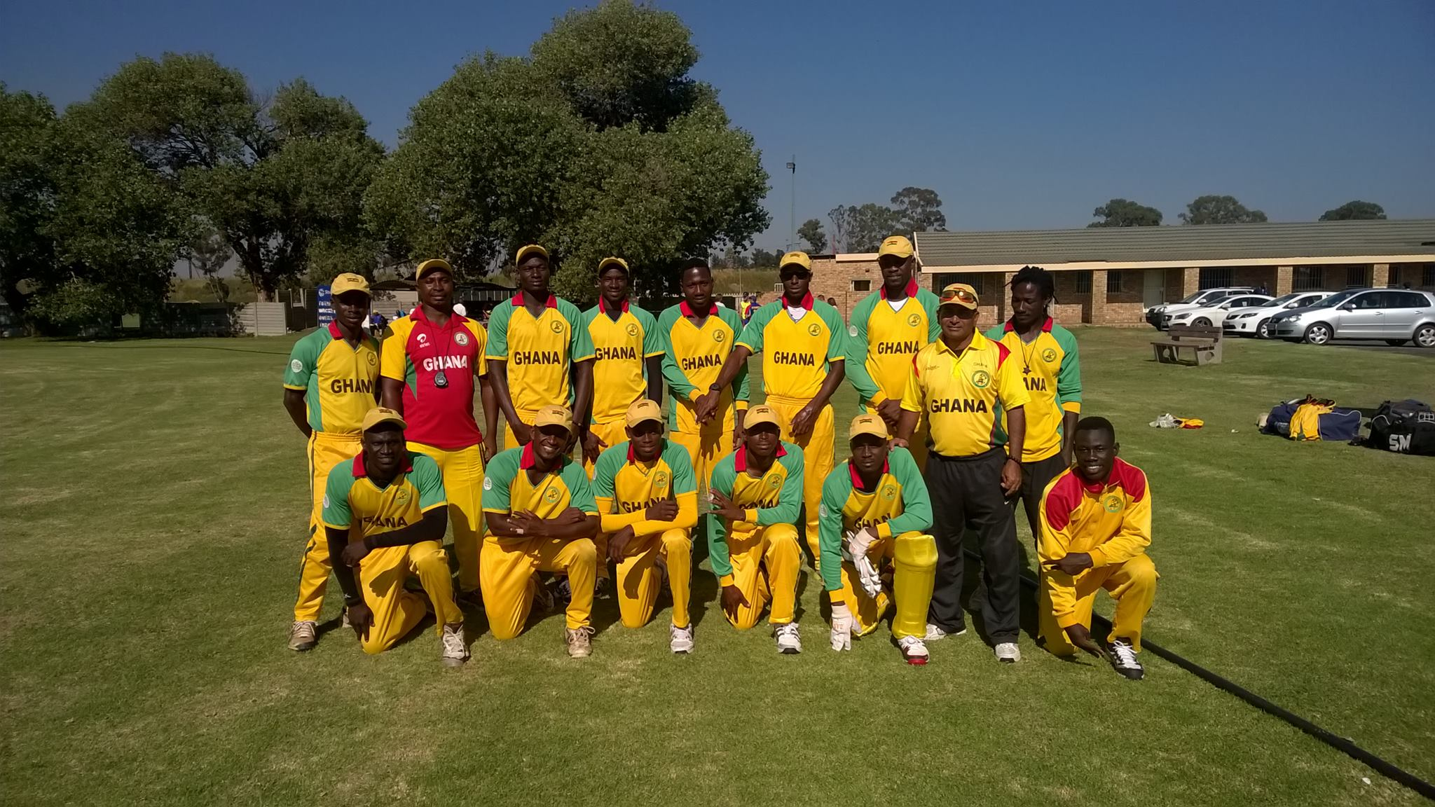 Cricket: Ghana to participate in ICC Africa Division 1