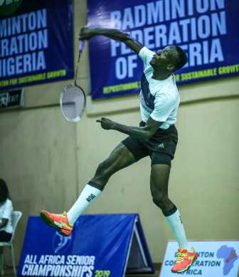 Ghana wins bronze at 2019 All Africa Badminton Mixed Team Champs
