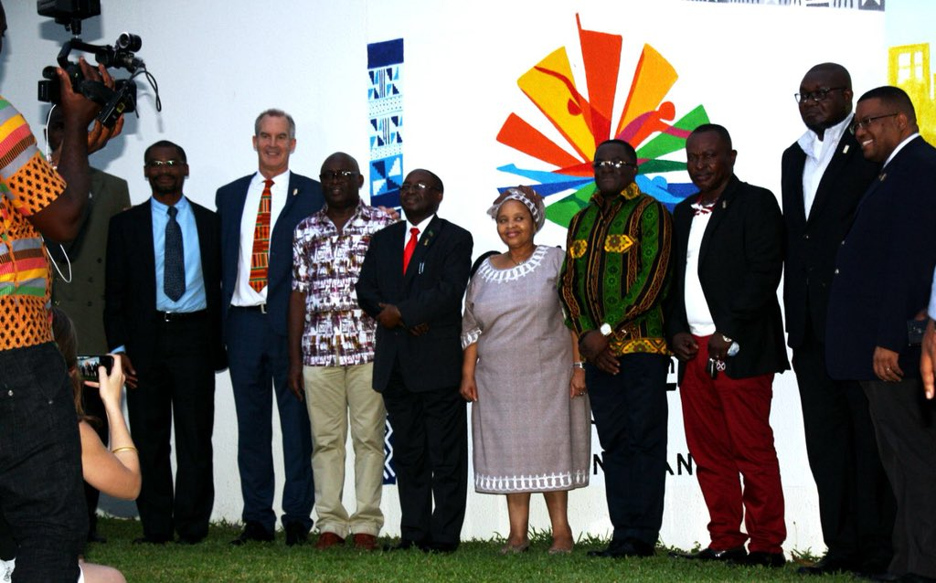 Australian High Commission In Ghana Holds Reception For 2018 Commonwealth Games Athletes