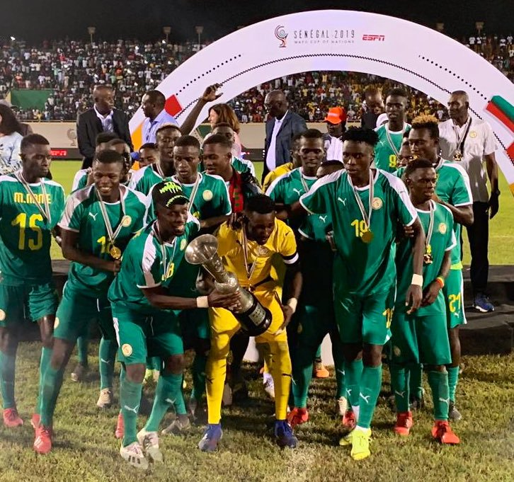Ghana loses 2019 ESPN WAFU Cup of Nations to Senegal on penalties