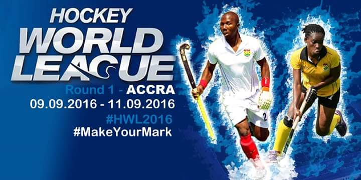 Richard Akpokavie: Hockey World League Round 1