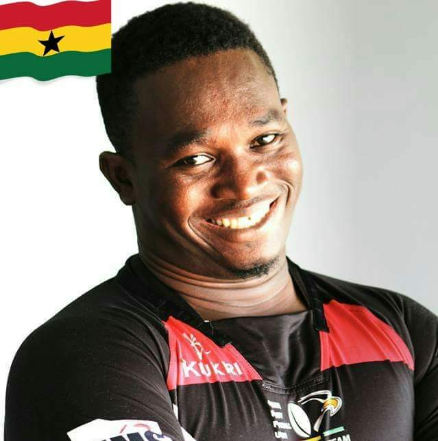 Eagles Captain Michael Ako Bahun -Wilson Commends SWAG For Recognising Ghana Rugby