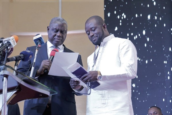 FIFA Disciplinary Committee Chairman, Anin Yeboah Nominated Ghana's New Chief Justice