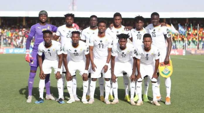 Ghana's Black Satellites out of 12th AG after Senegal and Mali defeats