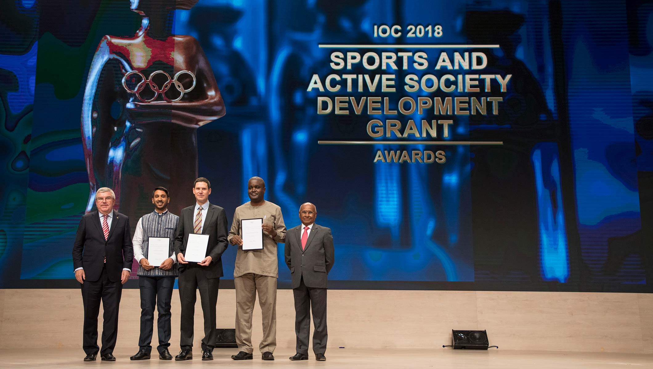 APPLICATIONS FOR THE SPORT AND ACTIVE SOCIETY DEVELOPMENT GRANTS ARE NOW OPEN