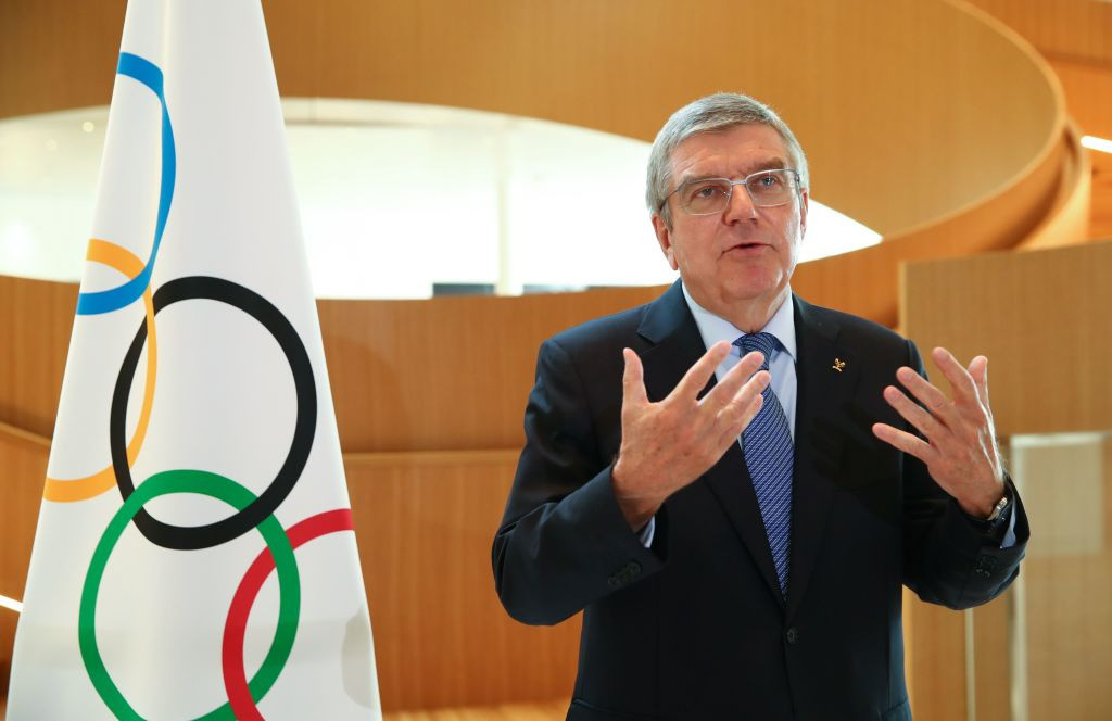 Bach calls for Olympic Movement to look into