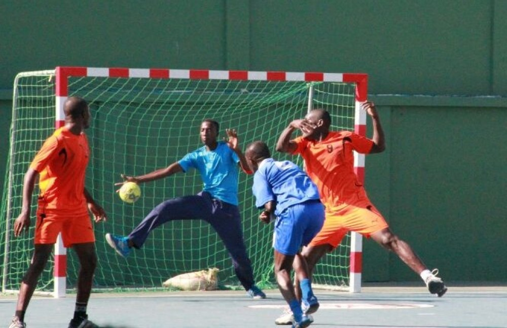 Handball to begin quest for 2015 All Africa Games