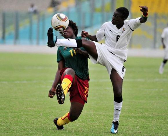 Ghana crushes out of Rio 2016 qualifiers