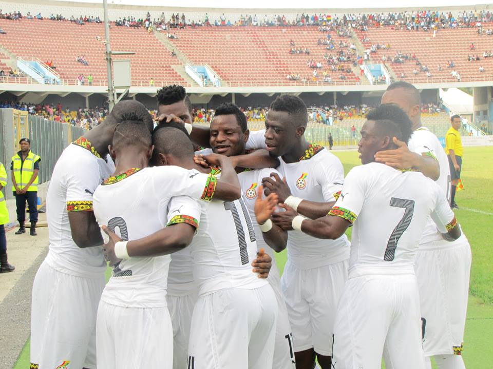 AFCON 2017: Ghana leads Group H with 10 points