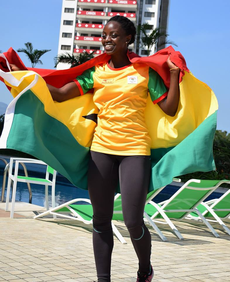 Flings Owusu-Agyapong honoured to be Team Ghana flag bearer