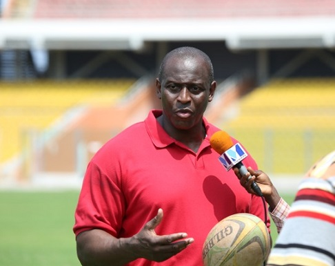 Herbert Mensah talks on effect of Covid-19 on Ghana Rugby