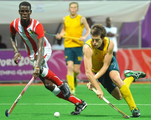 GHA Invites 36 hockey players to camp for Tokyo 2020