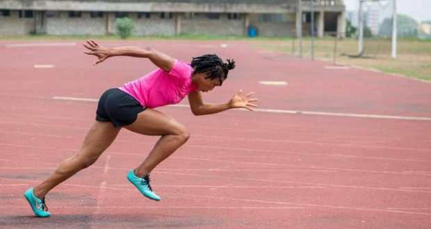 Team Ghana In Nigeria For Asaba 2018 Africa Senior Athletics Competition
