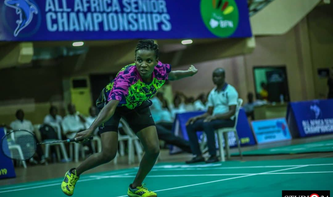 Daniel Sam And Jennifer Abitty Qualify Ghana