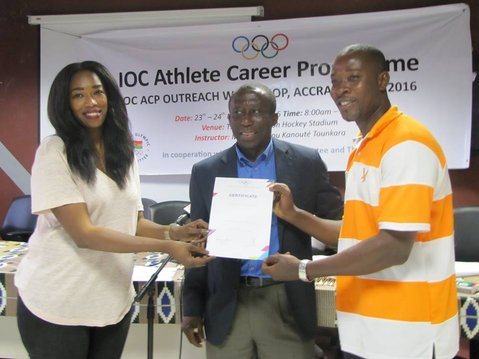 Athlete Career Programmes for Ghanaian sportsmen/women