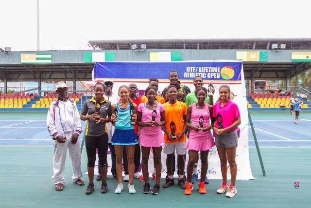 Ghana's Duo Settles For Silver In ITF World Junior Circuit Championship