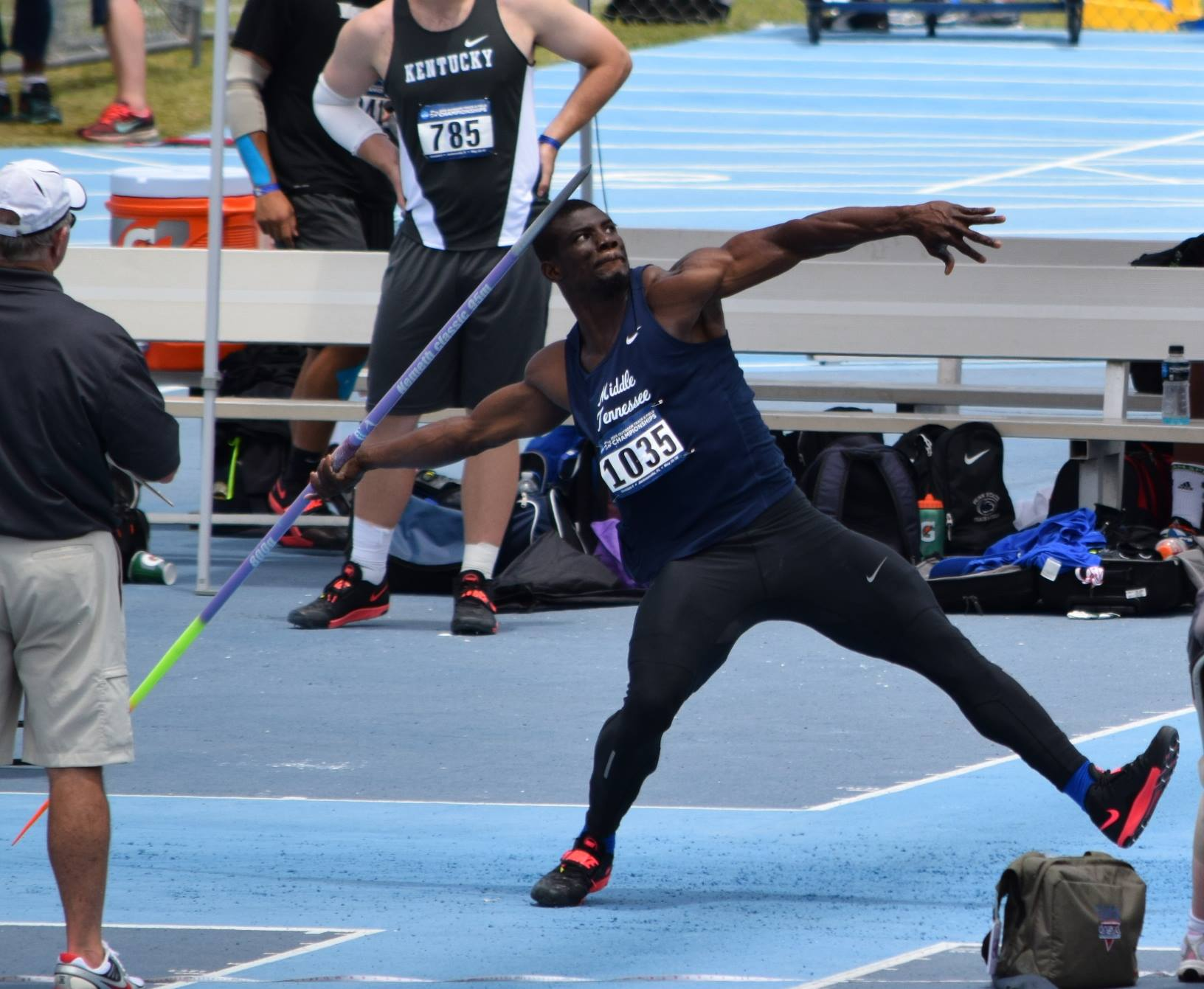 Five Ghanaian athletes qualify for NCAA D1 Champ