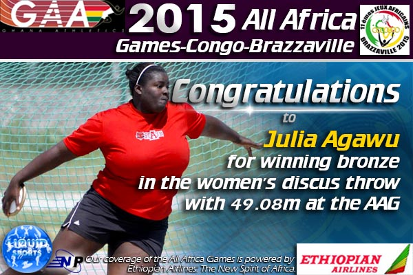 Julia Agawu: I feel like I am truly part of the team