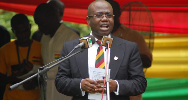 GOC Congratulates Kwesi Nyantakyi on FIFA Council Post