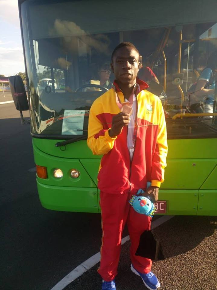 I Was Nearly Dropped From Commonwealth Games – Ghana's Only Medal Winner