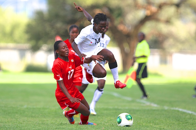 Black Queens draw 1:1 with Cameroun in Olympic qualifier