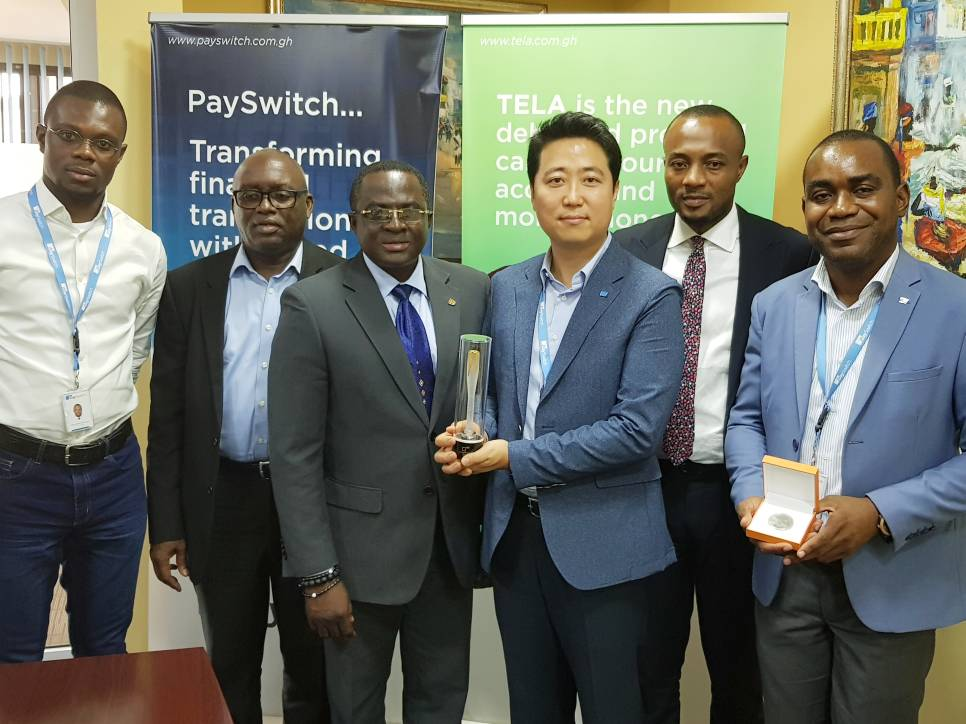 PAYSWITCH Pledge To Partner GOC To Promote And Develop Ghana Sports