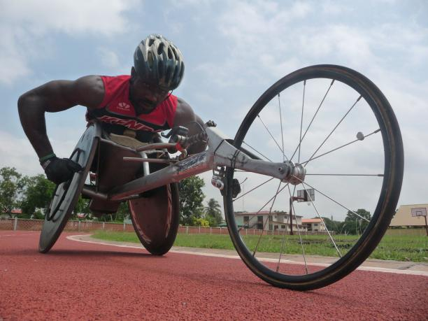 Botyso Nkegbe Win\'s Ghana\'s Second Silver Medal at AAG!!