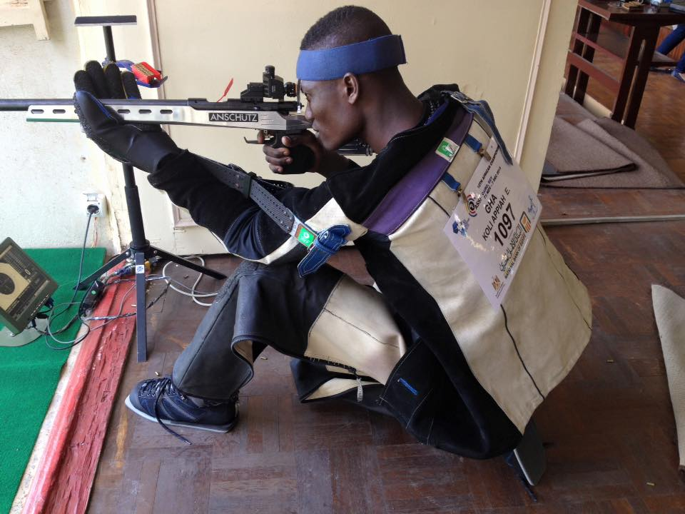 Black Snipers make debut at 12th African Champs
