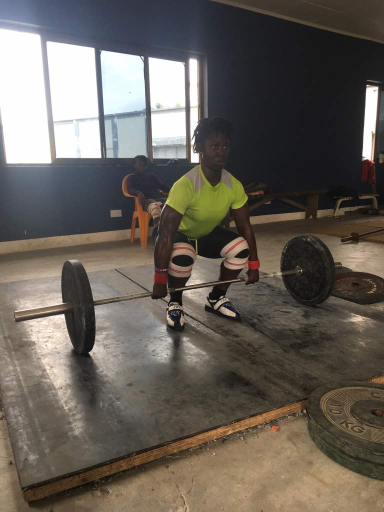 Sandra Owusu To Represent Ghana In Weightlifting At 2018 YOG