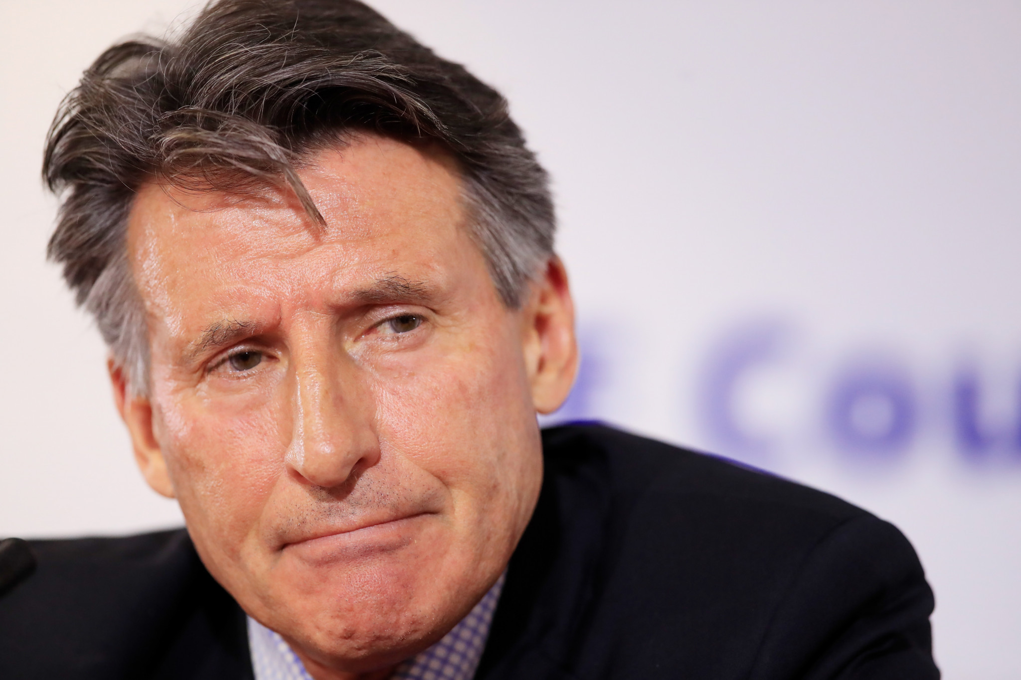 World Athletics President Coe says the sport may return to empty stadiums