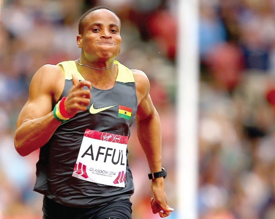 GAA Rankings: Solomon Afful Lowers 200m PB to 20.68 secs