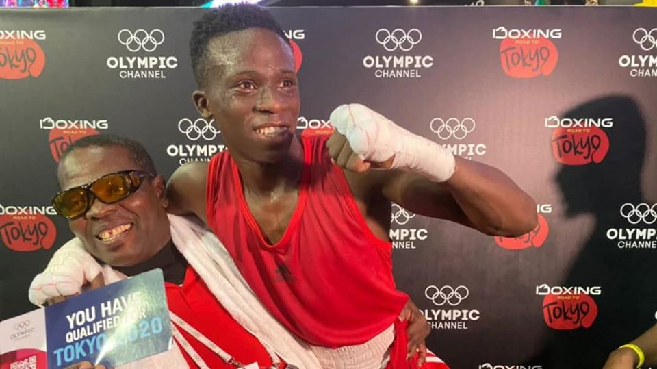Samuel Takyi Engrossed On Becoming A Boxing Legend