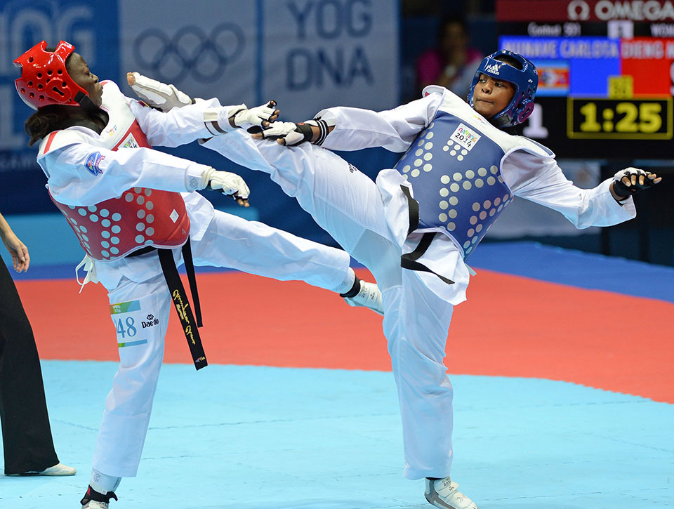 2019 Norlympics Taekwondo Fixed For Friday & Saturday At Accra Sports Stadium