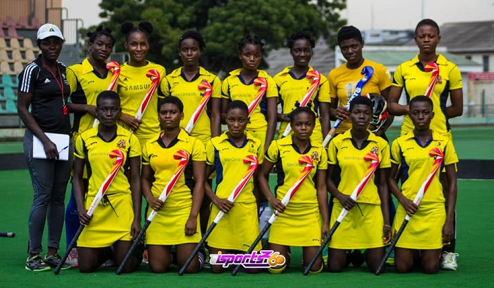 Ghana U-17 female hockey team promise to shine in Algeria