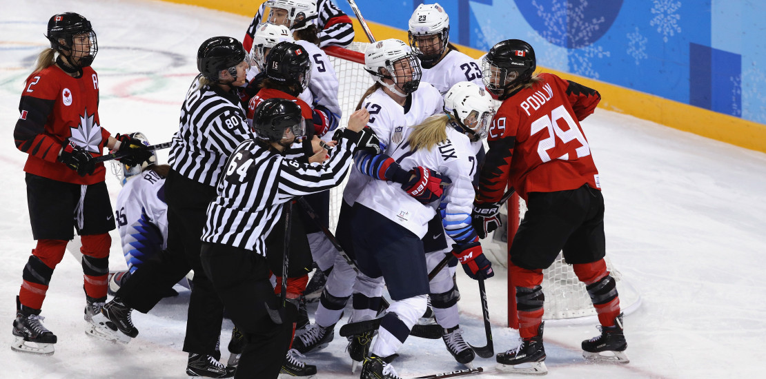 USA And Canada Set Up Next Chapter Of Their Enduring Olympic Rivalry