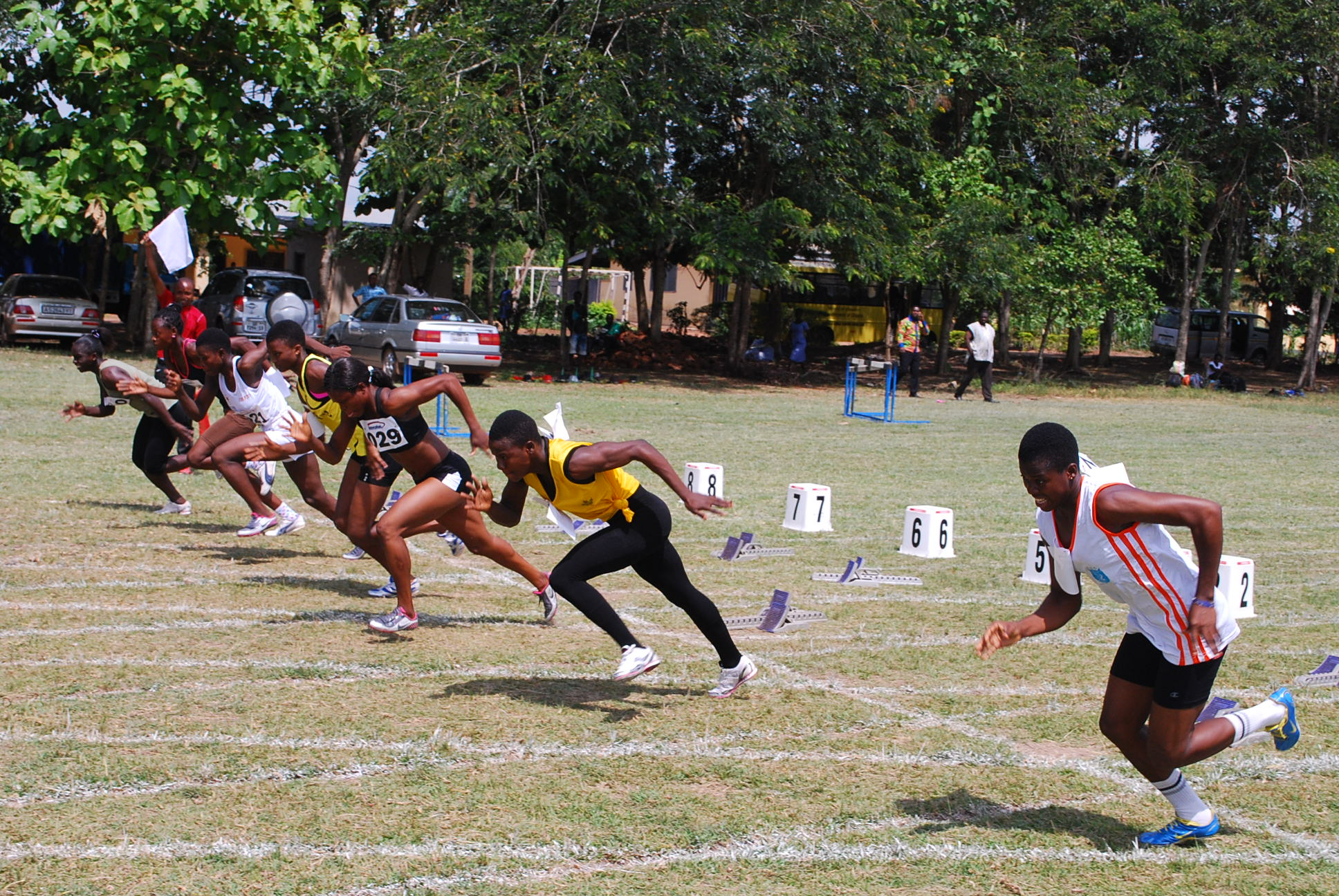 Athletes get 2015 GAA Circuit Champs underway