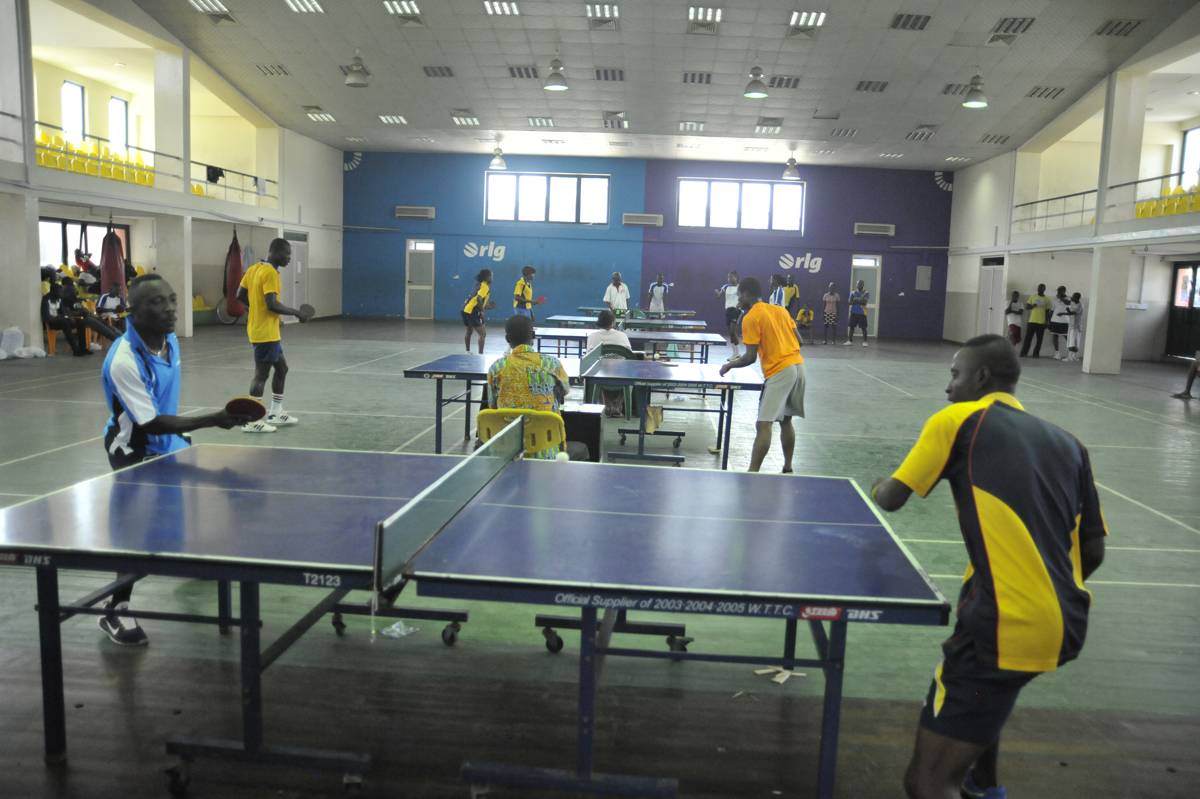 Table Tennis step up preparations towards Rio 2016 with Novelty League
