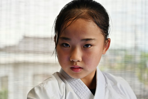 Tokyo 2020 comes too early for karate kid's Olympic dream