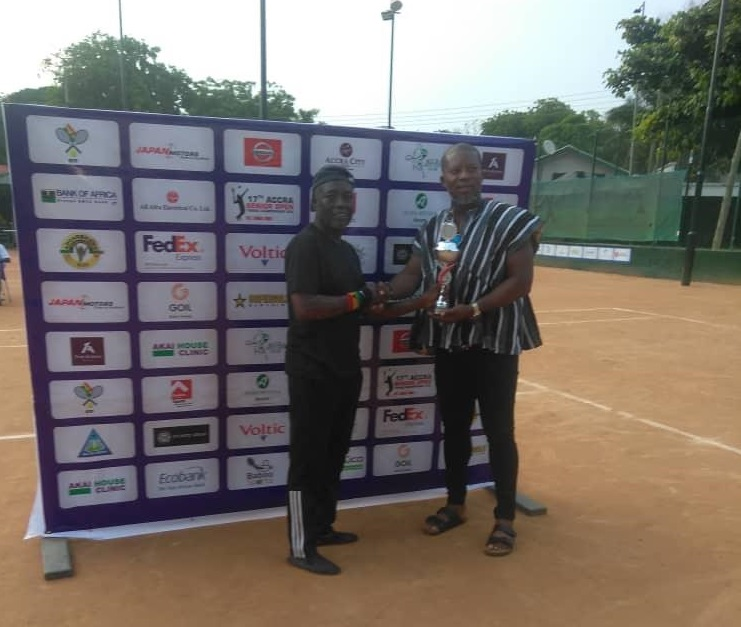 Paddymo wins 17th edition of Accra Senior Open