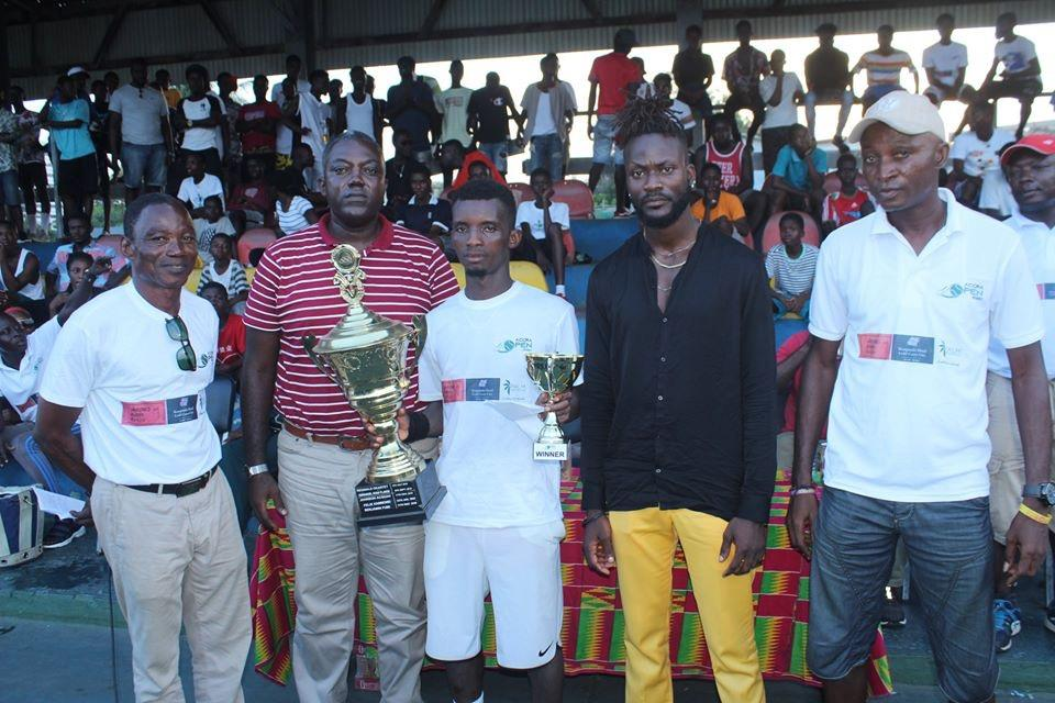 Fumi Outclasses Acquah To Win 2020 Accra Open