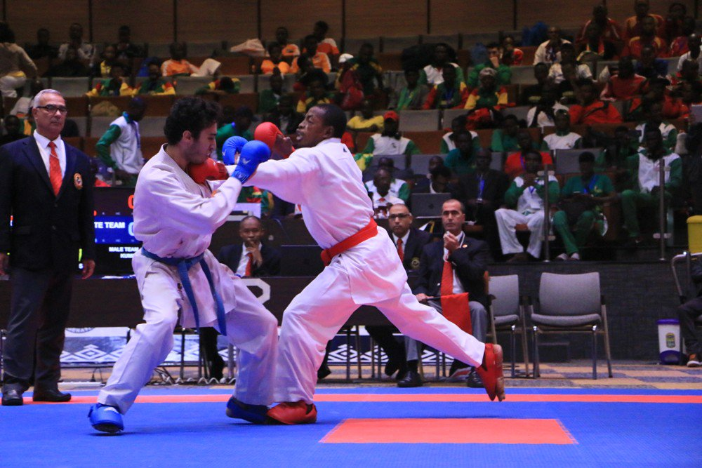 Ghana Karate Do Team Returns From 2018 Africa Championship In Rwanda