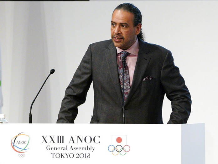 ANOC General Assembly Approves Proposal To Adjourn Election Of President