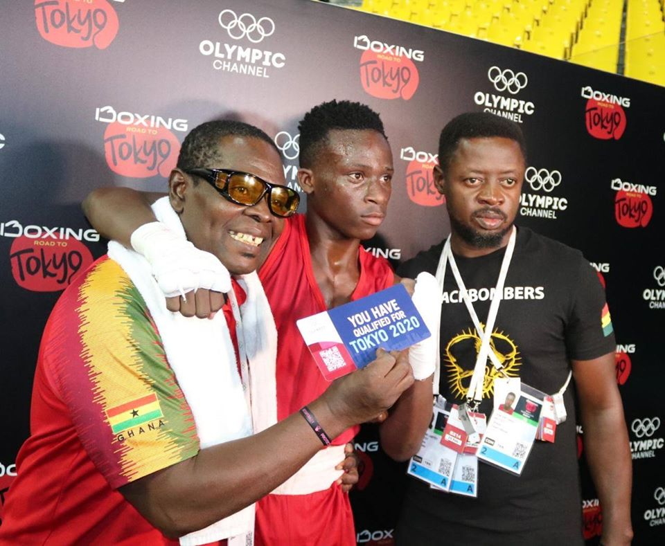 Elated Coach Dr. Ofori Asare Congratulates Bombers and Express Gratitude Ghanaians For Support