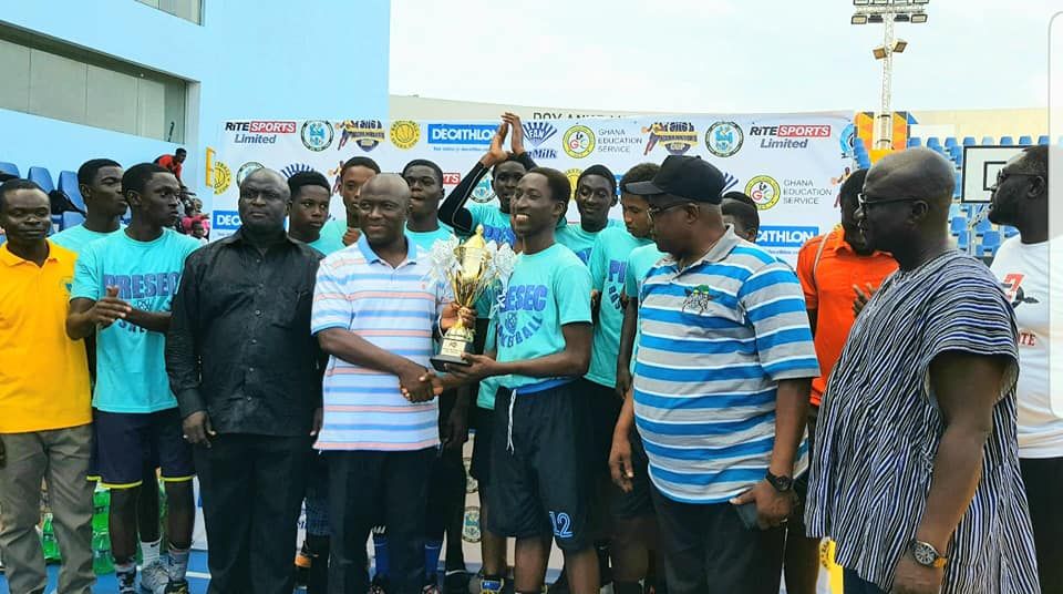 PRESEC, WASS lift Accra Mayor's Cup