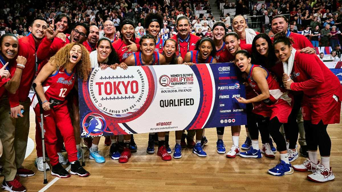Tokyo 2020 Women's Olympic Basketball Tournament field complete