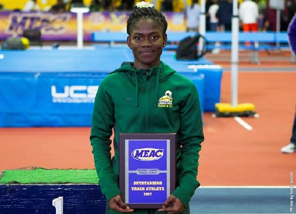 Martha Bissah adjudged the most outstanding female athlete of the year