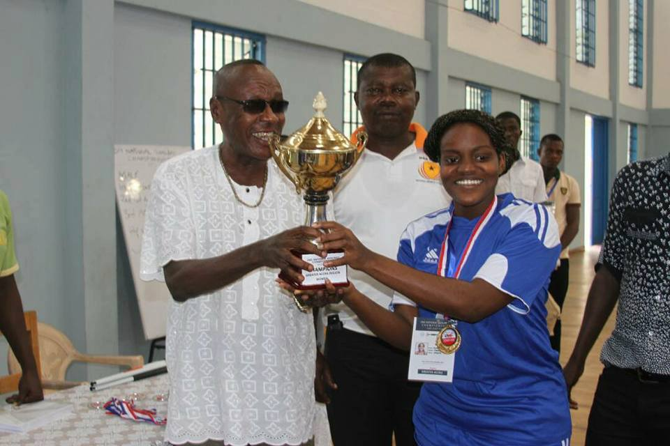 GOALBALL: TOKYO 2020 IS OUR TARGET –ERIC KISSI PRESIDENT GBSA