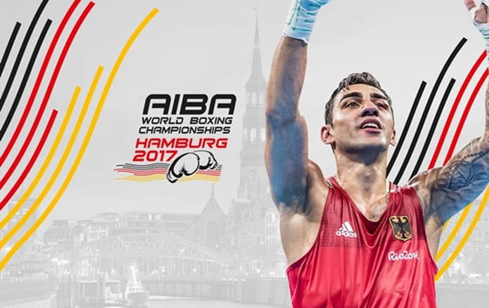 2017 AIBA World Championships in Hamburg