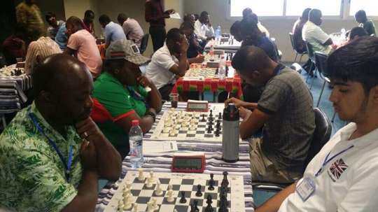 Classics Chess Competition Third Edition Held In Kumasi