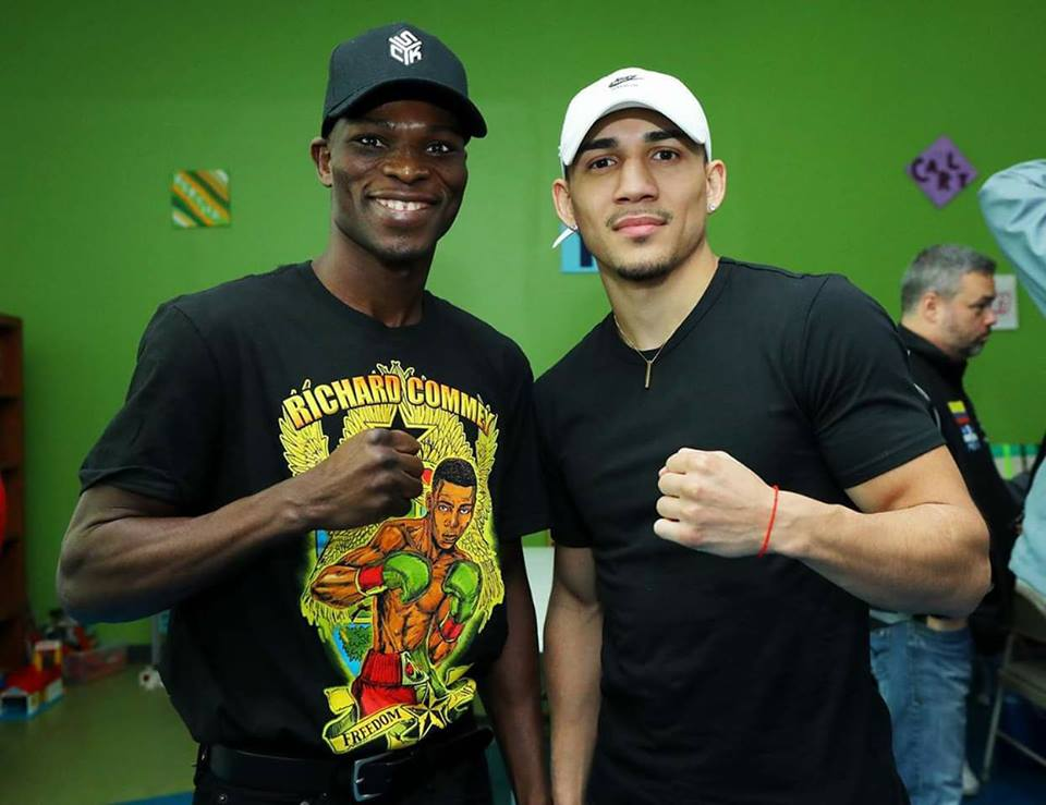 IBF orders Richard Commey vs. Teofimo Lopez Title Fight